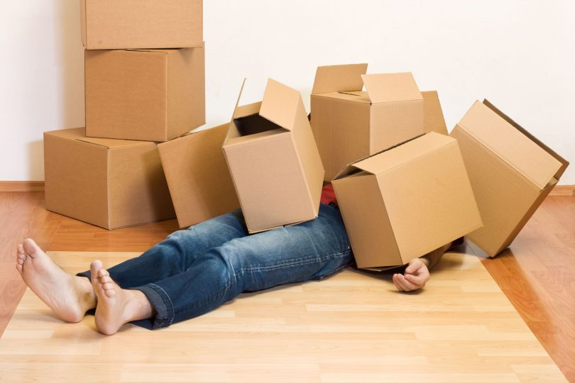 Moving Can Be A Lamentous Occasion